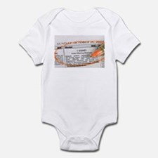 Wanted: 1 Kidney Infant Bodysuit