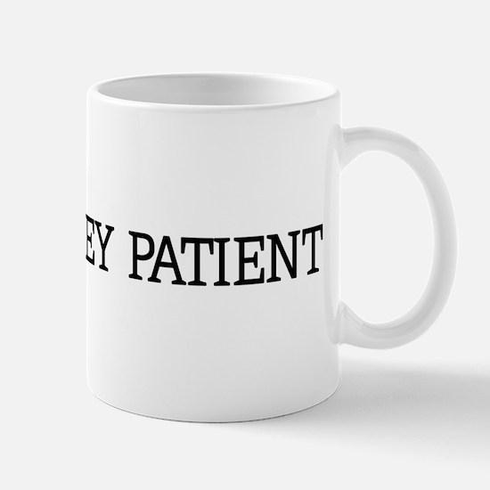 I Love a Kidney Patient Mug