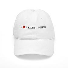 I Love a Kidney Patient Baseball Cap