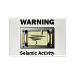 Seismic Activity Rectangle Magnet (10 pack)