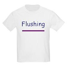 Flushing Kids T-Shirt