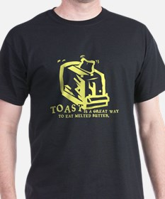 Toast Melted Butter T-Shirt