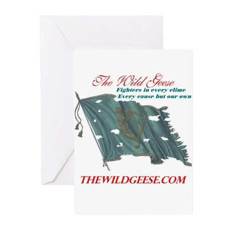 The Wild Geese - Greeting Cards