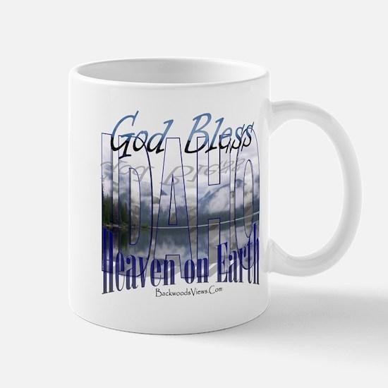 God Bless Idaho Mug