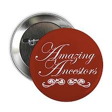 """Amazing Ancestors 2.25"""" Button"""