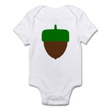 Hazelnut Infant Bodysuit