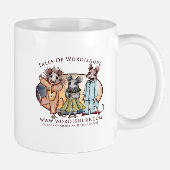 The Church Mice Mug