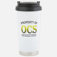 Property of OCS MC Travel Mug