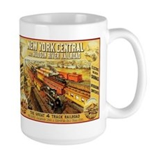 New York Central & Hudson Riv Mug