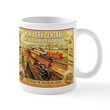 New York Central & Hudson Riv Mug