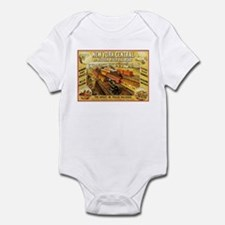 New York Central & Hudson Riv Onesie