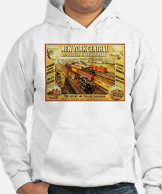 New York Central & Hudson Riv Jumper Hoody