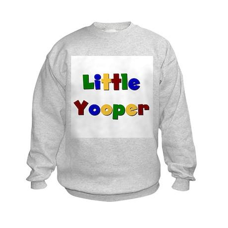 Little Yooper Kids Sweatshirt