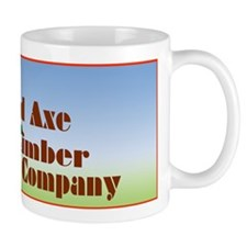 Unique Woodworker Mug