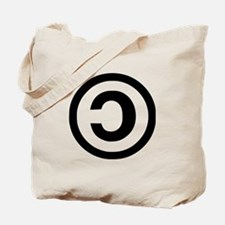 Copyleft Tote Bag