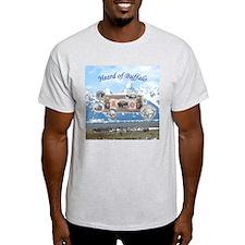 Heard of Buffalo T-Shirt