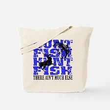 Hunt Fish Tote Bag