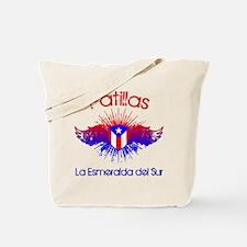 Patillas Tote Bag