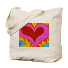 Love Power Tote Bag