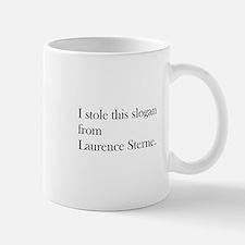 Sterne Slogan 2 Small Small Mug