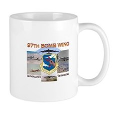 97th BMW Blytheville AFB Small Mug