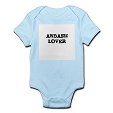 AKBASH LOVER Infant Creeper
