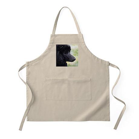 Standard Poodle BBQ Apron
