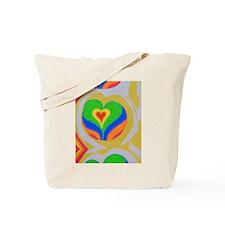 Vining Hearts Tote Bag