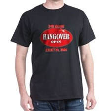 24th Annual Hangover Open T-Shirt