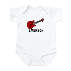 Guitar - Emerson Infant Bodysuit