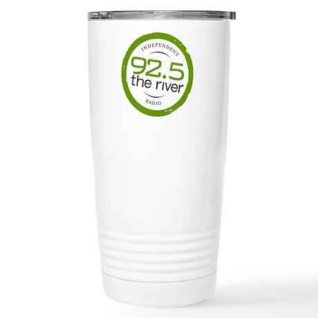 92.5 the River's Travel Mug