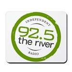 92.5 the River's Mousepad