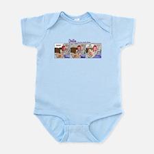 Cute Books sleep Infant Bodysuit