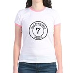 Circles 7 Haight Jr. Ringer T-Shirt