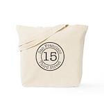 Circles 15 Third Street Tote Bag