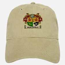 Sullivan Coat of Arms Baseball Baseball Baseball Cap (2 Colors)