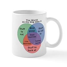 How My Dog Sees the World Mug