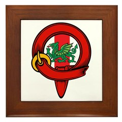 Midrealm Squire Framed Tile