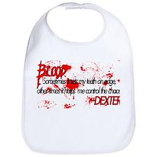 Dexter Blood Bib