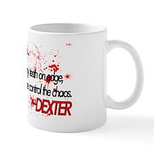 Dexter Blood Mug