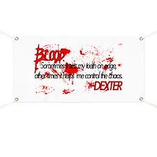 Dexter Blood Banner