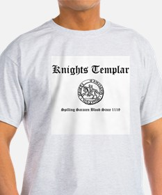 Knights Templar Saracen Blood T-Shirt