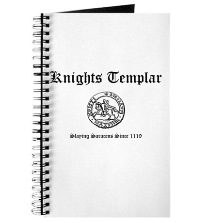 Knights Templar Saracen 2 Journal