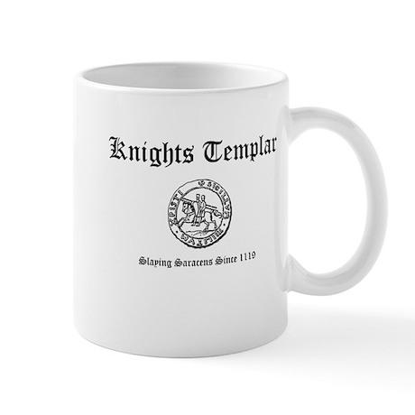 Knights Templar Saracen 2 Mug