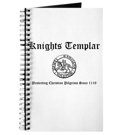 Knights Templar Pilgrims Journal