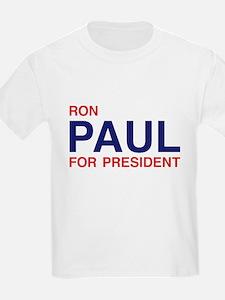 Paul for President T-Shirt