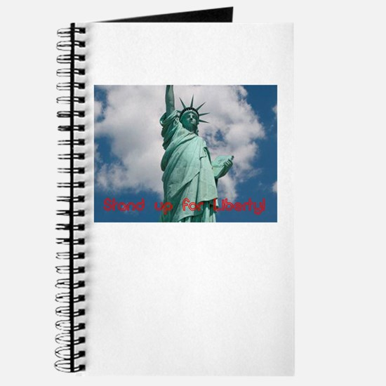 Stand up for Liberty! Journal