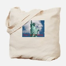 Stand up for Liberty! Tote Bag