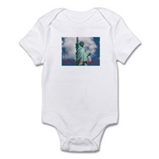 Stand up for Liberty! Infant Bodysuit