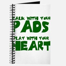 TALK WITH YOUR PADS Journal